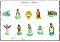 Coffret n°1 La Nativité