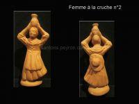 Femme à la cruche N°2
