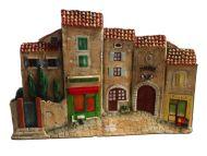 Façade de maisons n°5